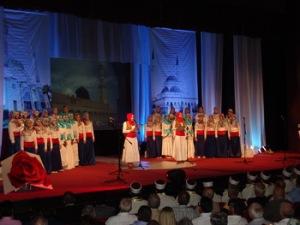"""Kori i vajzave të Medresesë """"Haxhi Sheh Shamia"""" nga Shkodra"""